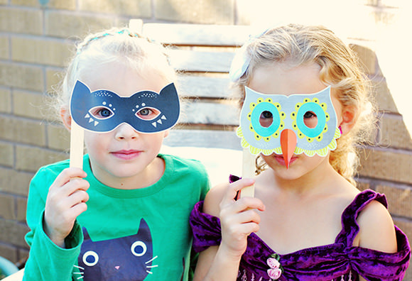 DIY Printable Mask
