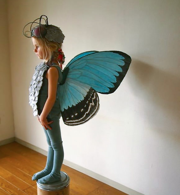DIY Insect Family Costume Collection by Cardboard Collective