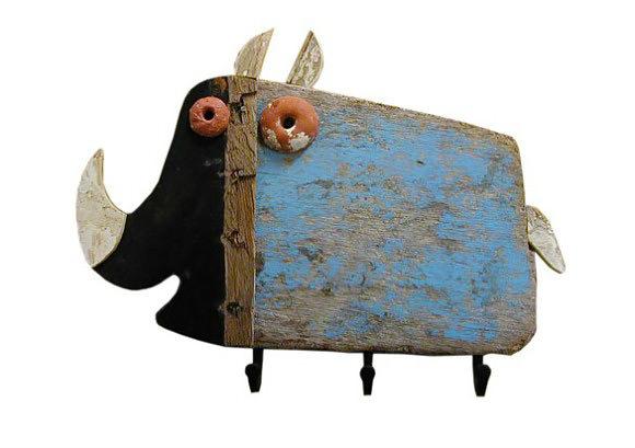 Handmade Animal Hanger