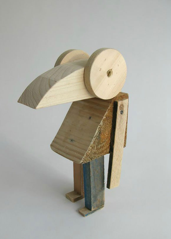 Recycled Animal Creature by StudioMama