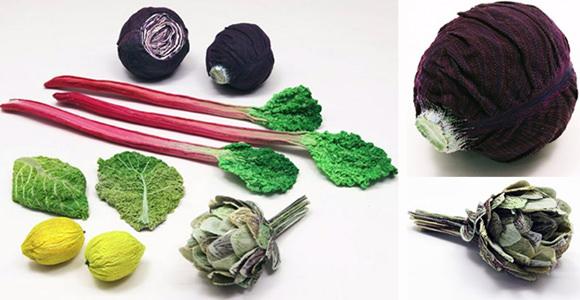 Fabric Fruit & Veggies