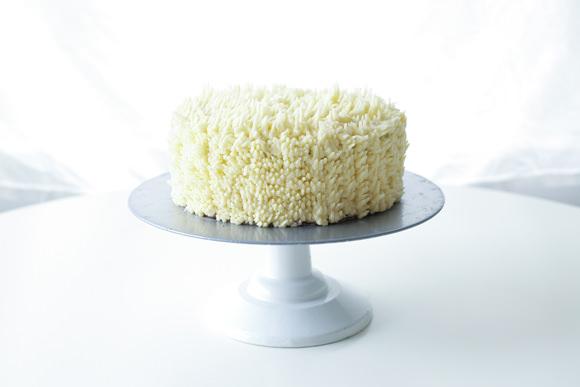 DIY Polar Bear Cake