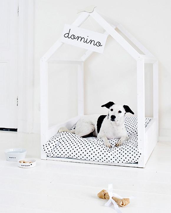 DIY Dog Bed / Dog House