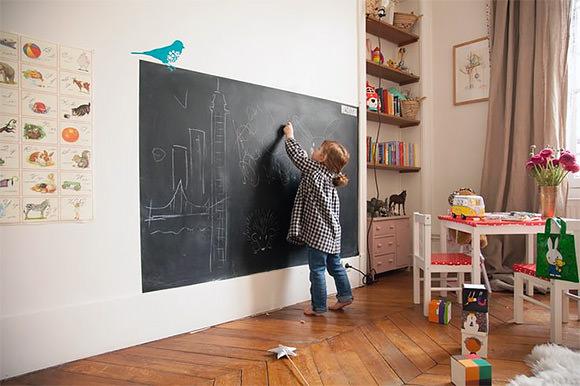 fun kid's room via the socialite family