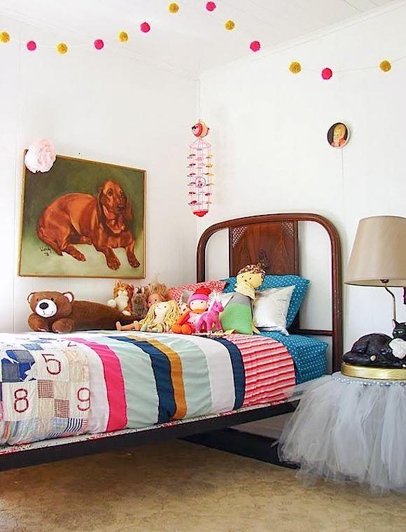 Children's Rooms: Big Girl's Bedroom
