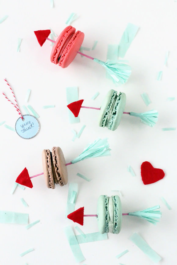 DIY Valentine's Day Crackers