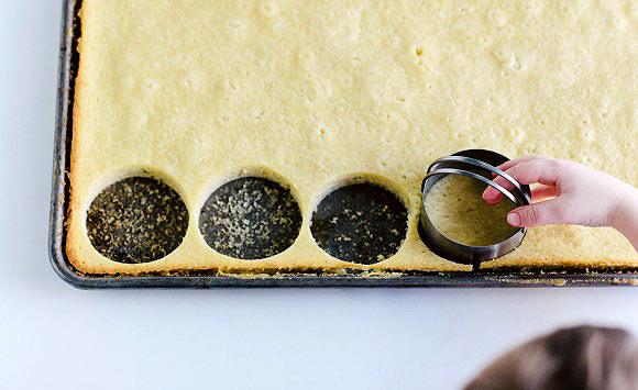 Valentine's Day Mini Cake Recipe