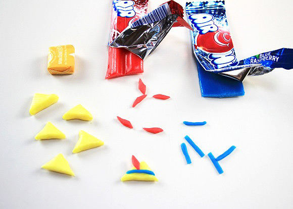 DIY Pinocchio Cookies