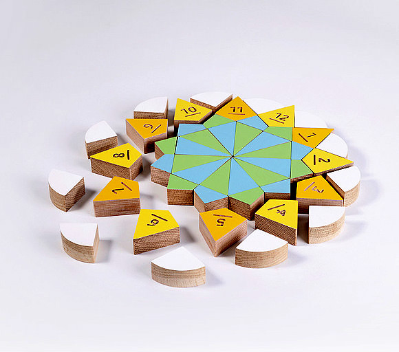 Star of Time Wooden Puzzle