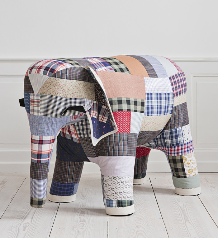 Elephant By Jessica Ogden & Lee Benjamin