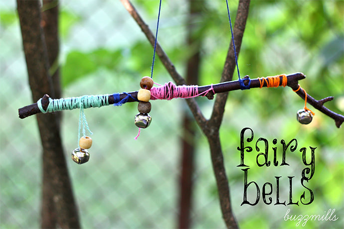 DIY Fairy Bells