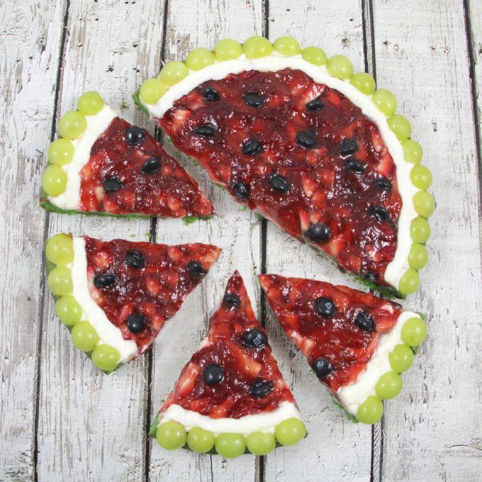 Recipe: Watermelon Fruit Pizza