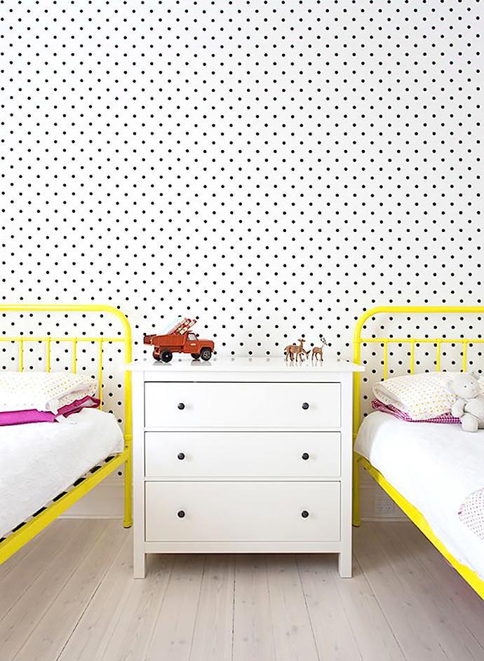 shared kids room (via techne)