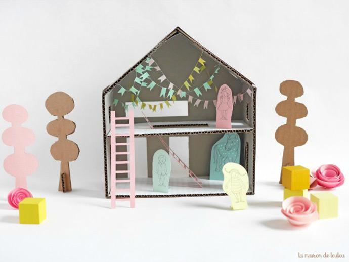DIY Pippi Longstocking Home by La Maison de Loulou