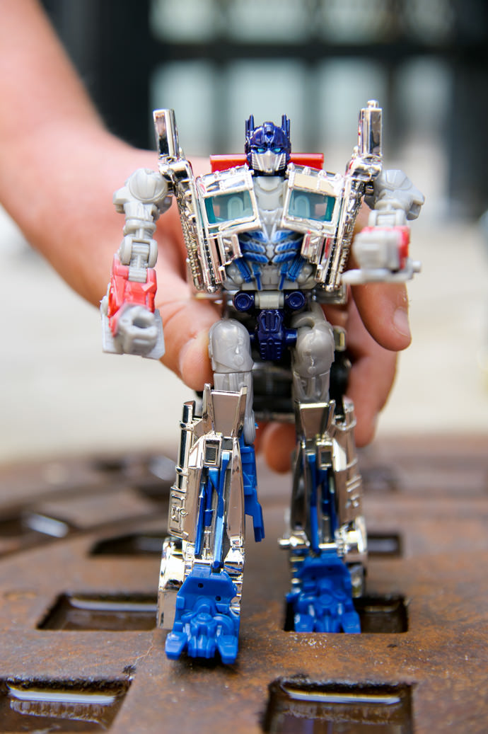 Transformers at Target