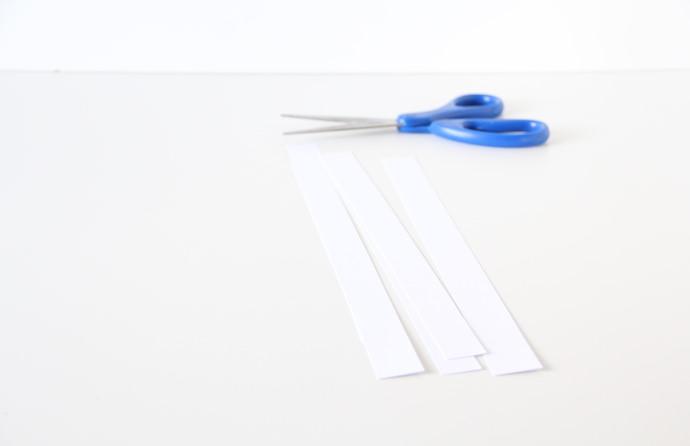 DIY Straw Paper Airplane