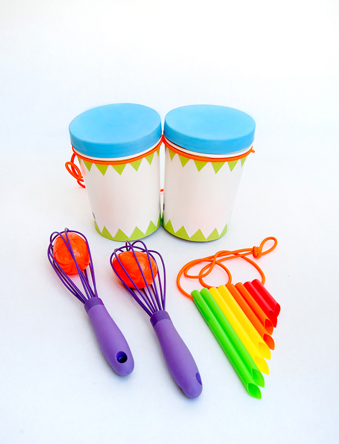 DIY Musical Instruments for Kids