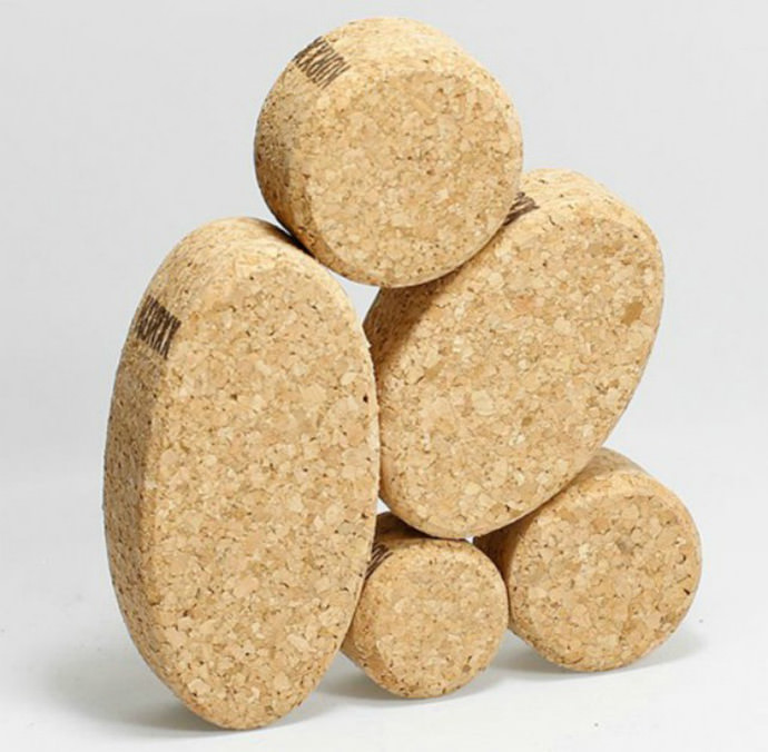 Cork Building Blocks from KORXX