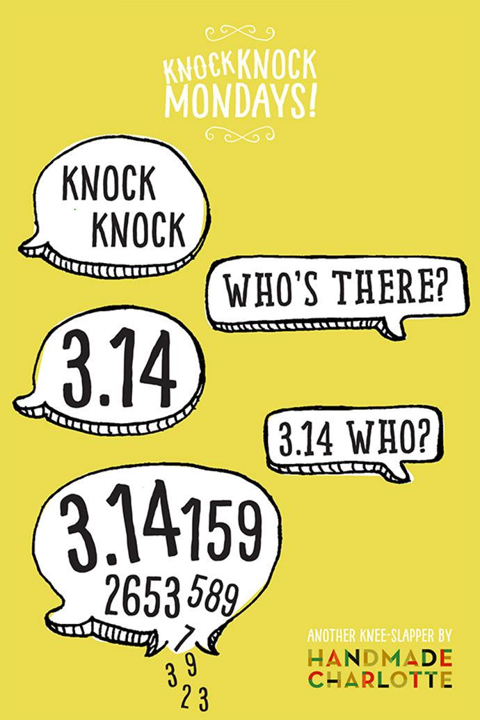 Knock Knock Mondays