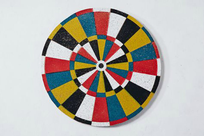 Cork Dartboard from Fredericks & Mae