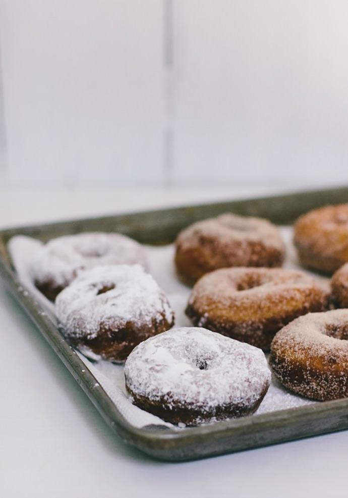 Brioche Doughnut Recipe
