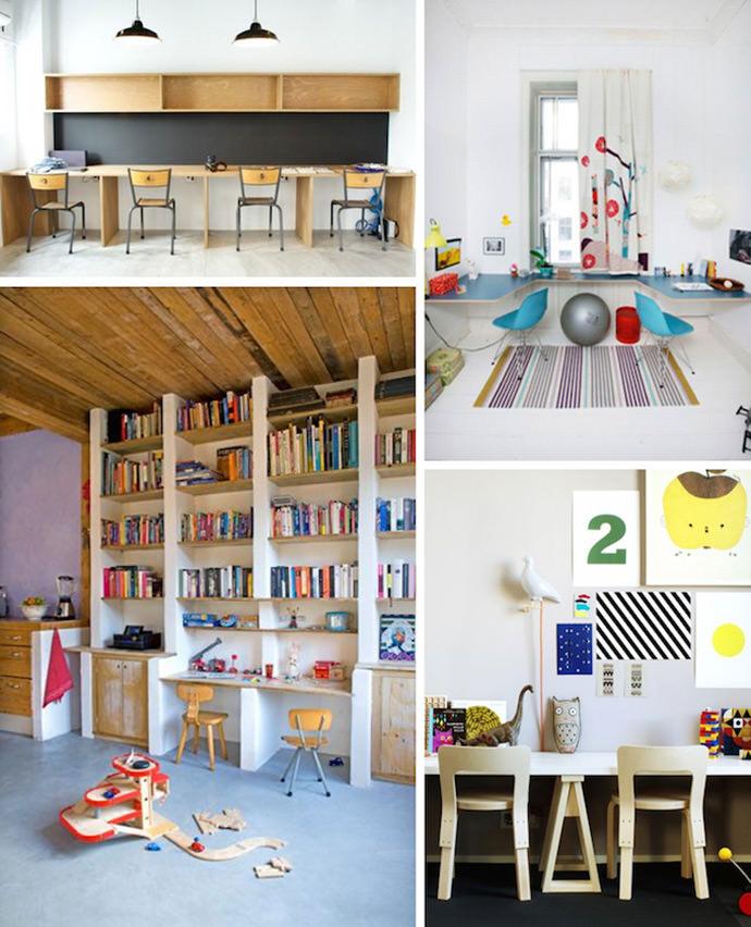 Workspaces from : Vv Real Estate – Vt Wonen – Visteles – Scandivanian Deko