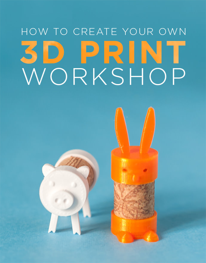 A guide to easy 3D printing at home!