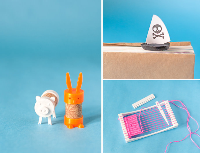 Super fun 3D projects to download and print for free
