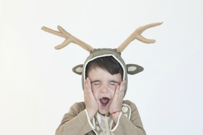 Darling Deer Antler Costume