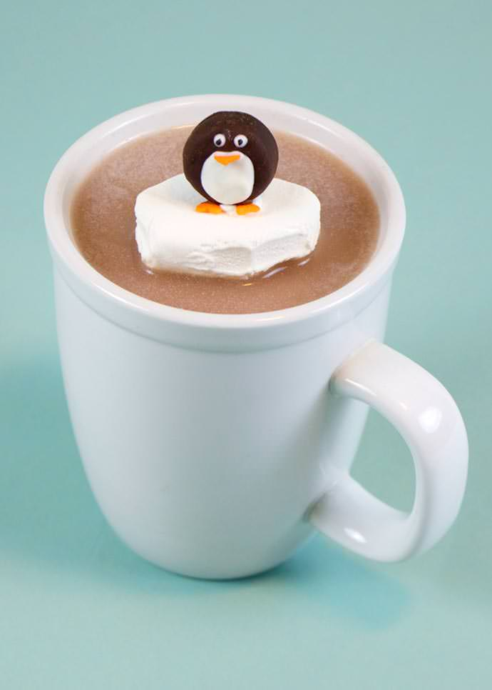 DIY Hot Cocoa Critters