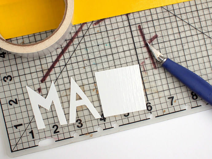 DIY Cereal Box Mail Carrier Letters