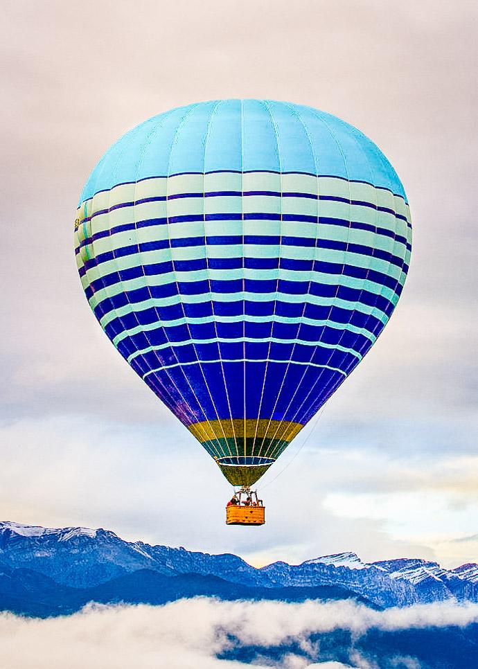 Summer Bucket List: Hot Air Balloon Ride