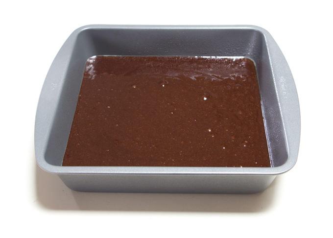 Easy Bake Neapolitan Brownie Ice Cream Cones