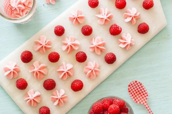 Bite-Size Raspberry Candy Melts Recipe