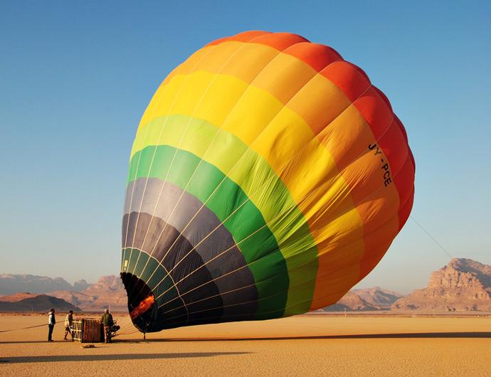 Summer Bucket List: Hot Air Balloons