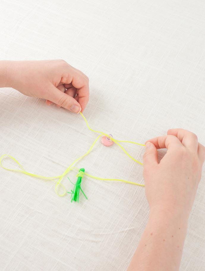 Mod Melts Necklace Charm
