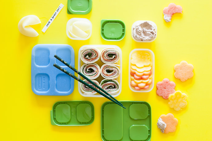 Rubbermaid Healthy School Lunch Ideas