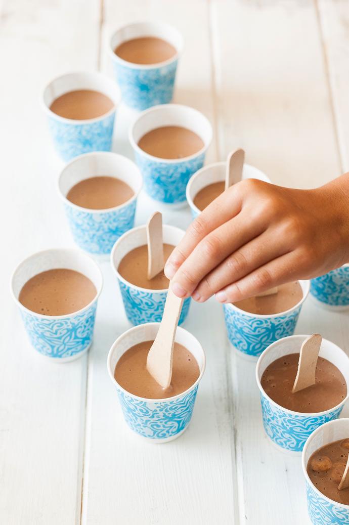 #SilkCashew Breakfast Pops Step 4