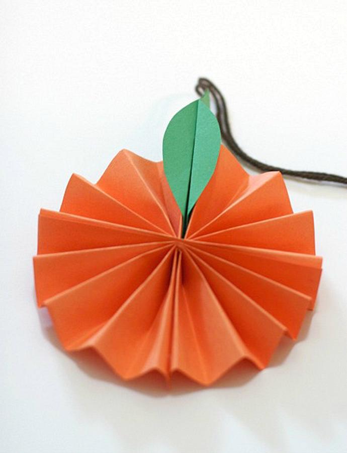 DIY Citrus Paper Crafts