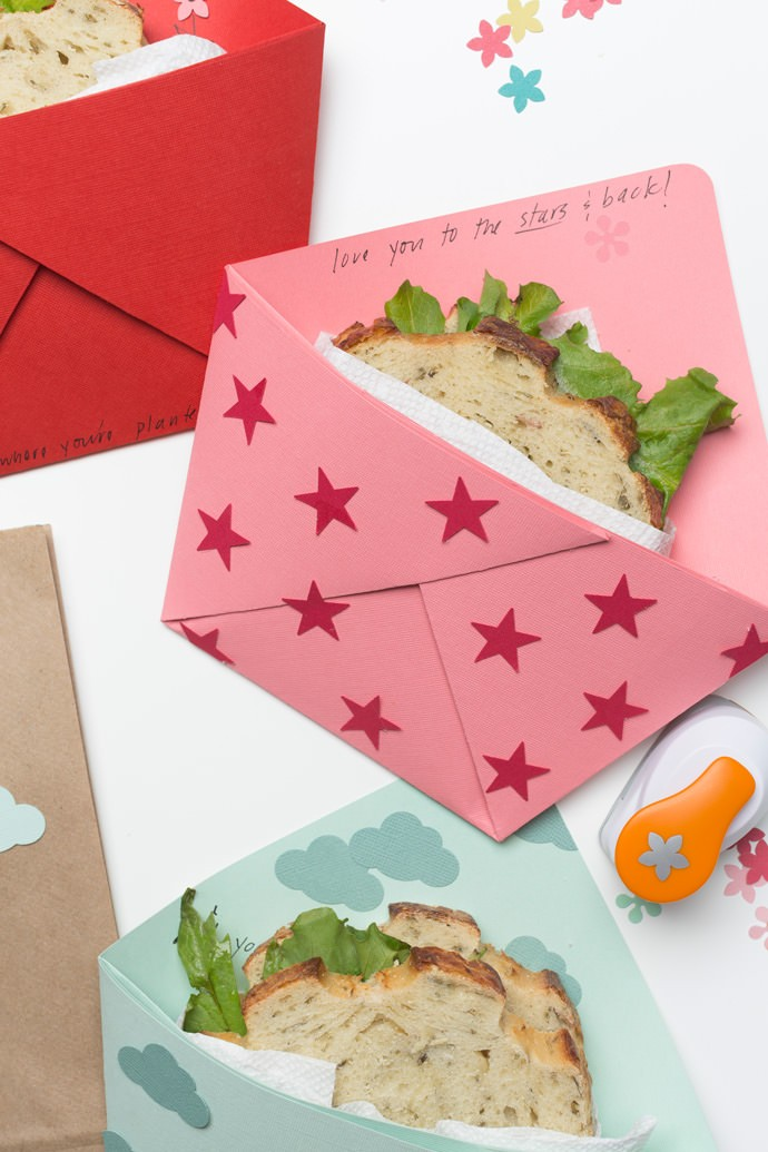 Origami Sandwich Pocket Tutorial
