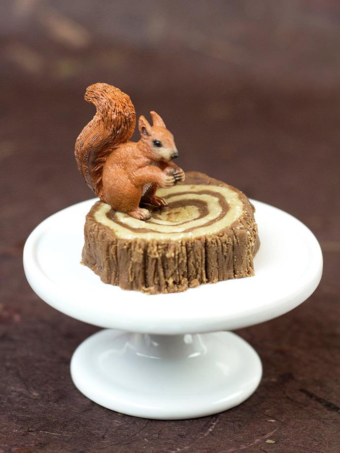 Fudge Tree Ring Tutorial