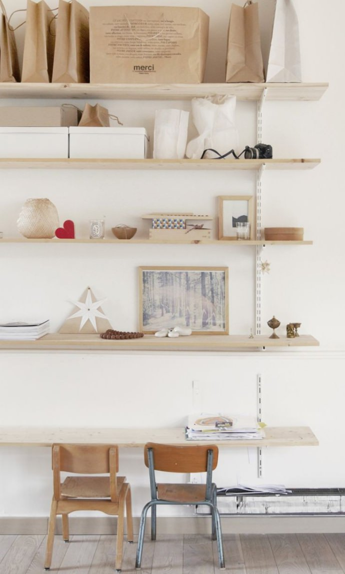 Kids Rooms: desk area / workspace