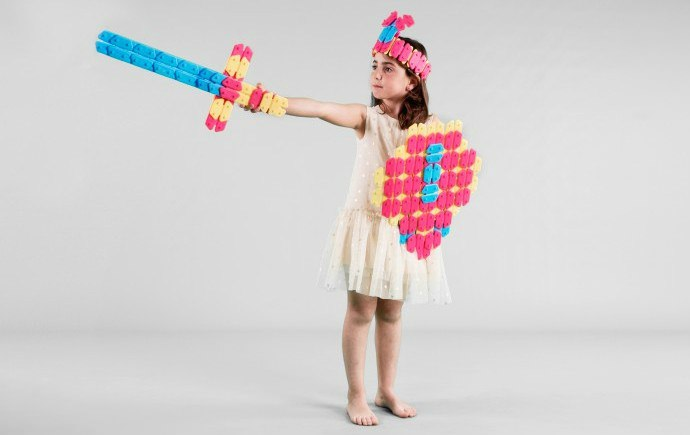 Miclik toys for dress up play