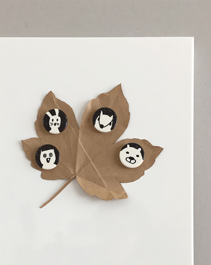 Forest Magnet Friends