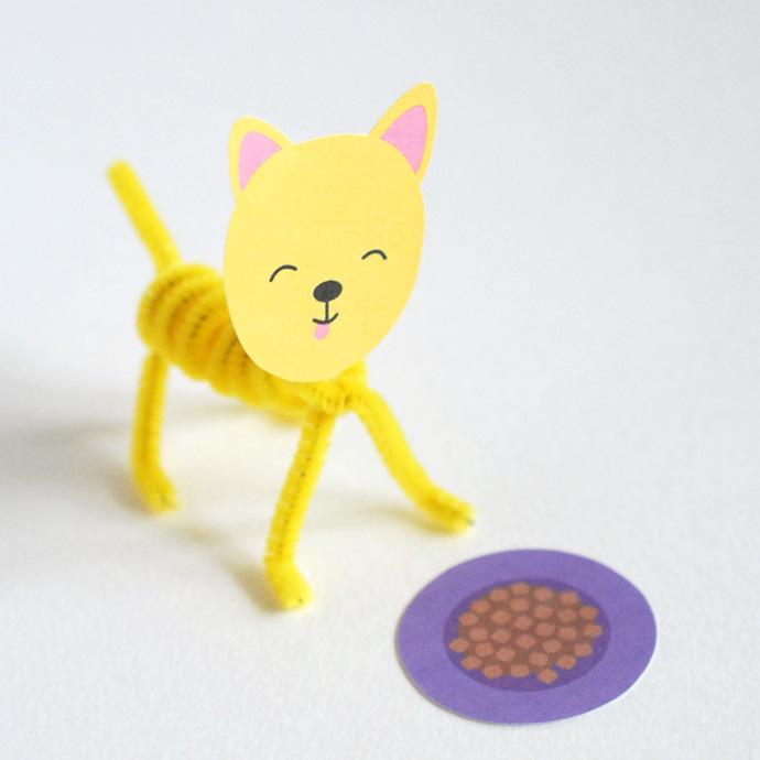 Posable Pet Pals