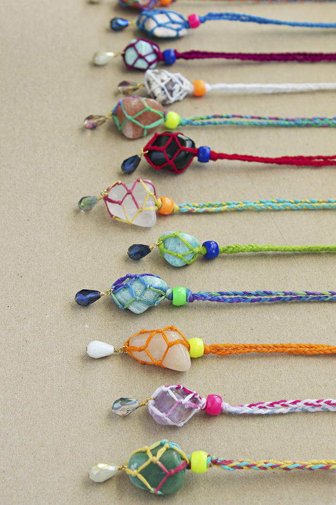 DIY Necklaces