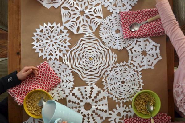 DIY Snowflake