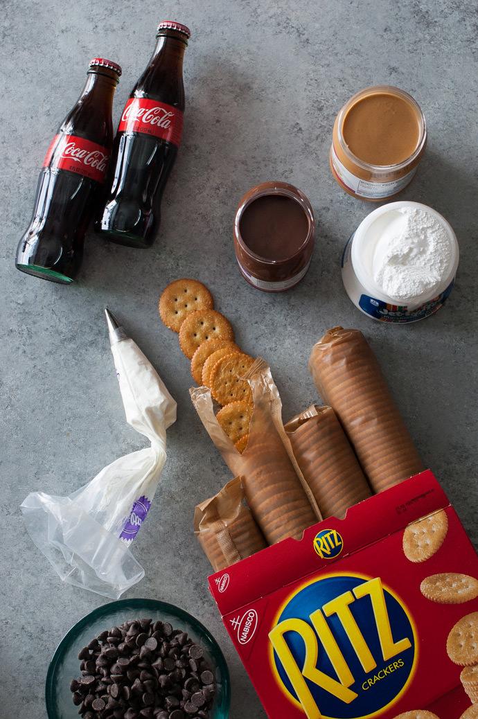 Double Fluff Chocolate-Coated Crunchers Recipe