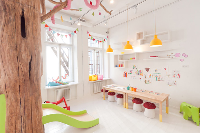 Creating Art Spaces for Kids