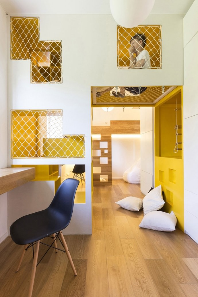 How To Add Playfulness To Your Kid's Room